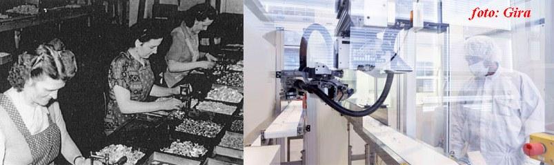 Завод по производству пластмасс GIRA